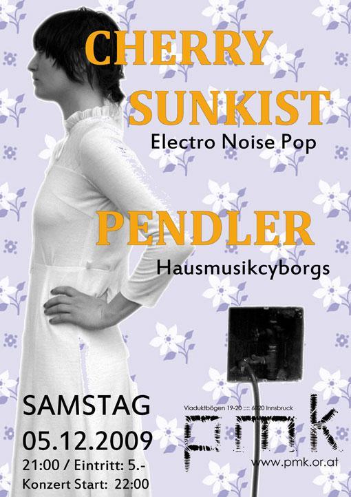 PENDLER / CHERRY SUNKIST Poster
