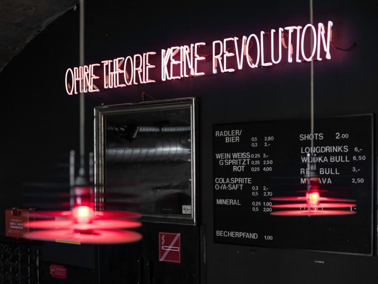 Ohne Theorie keine Revolution 1